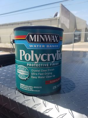 Water Based Polycrylic