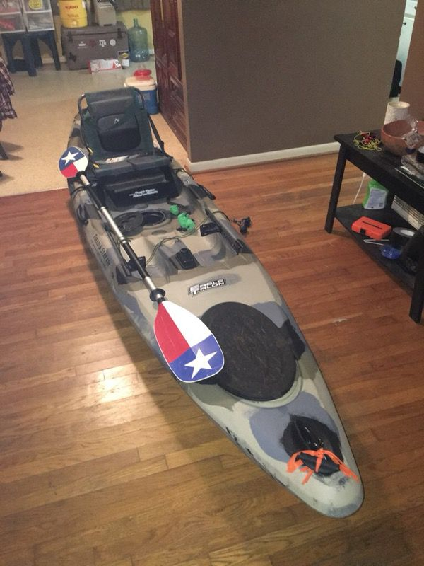 Eagle Talon Kayak : eagle, talon, kayak, Field, Stream, Eagle, Talon, Kayak, Accessories