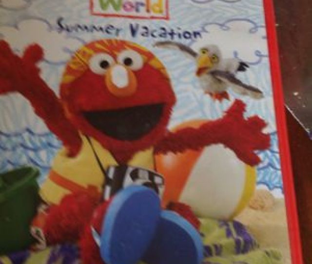 Elmo World Summer Vacation For Sale In Oakland Ca