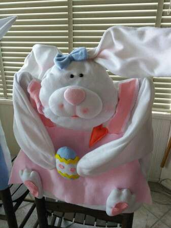 decorative chair covers for sale recliner protectors easter in newport beach ca offerup