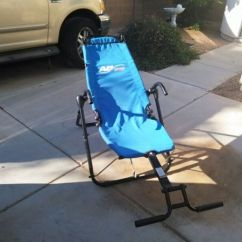 Ab Cruncher Chair Adirondack Chairs Beach Photos Back Stretcher For Sale In Surprise Az Offerup