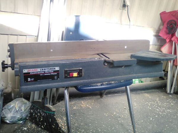 Craftsman 6 Jointer