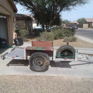 New and Used Utility trailers for Sale in Casa Grande AZ  OfferUp