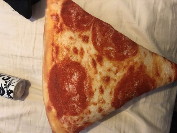 pizza pillow for sale