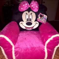 Minnie Mouse Bean Bag Chair Green Kitchen Chairs Uk Disney Junior Figural For Kids New With Tags Sale In Mesa Az Offerup
