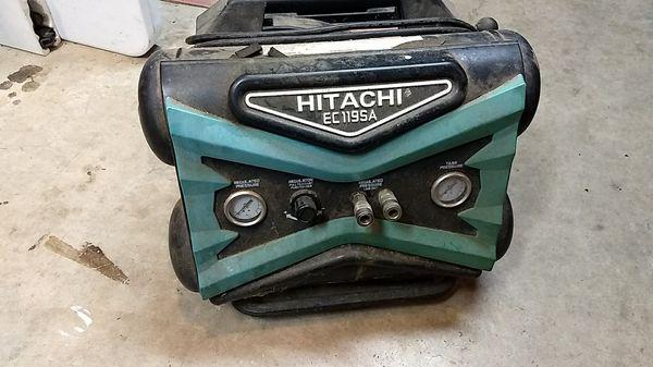 Hitachi Ec1195a