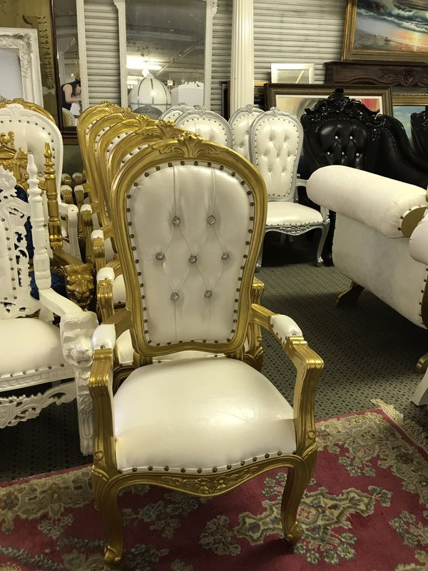 baby throne chair teal velvet beautiful chairs 400 each best offer for sale in brooklyn