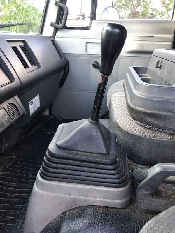 Isuzu Ftr Manual Stick Shift 1994 Box Truck For Sale In