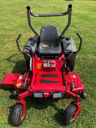 Yazoo Kees 48 Inch Commercial Zero Turn Mower For Sale In Lexington NC OfferUp