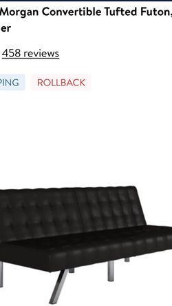 Rollback For Sale In Nc : rollback, Leather, Futon, Point,, OfferUp