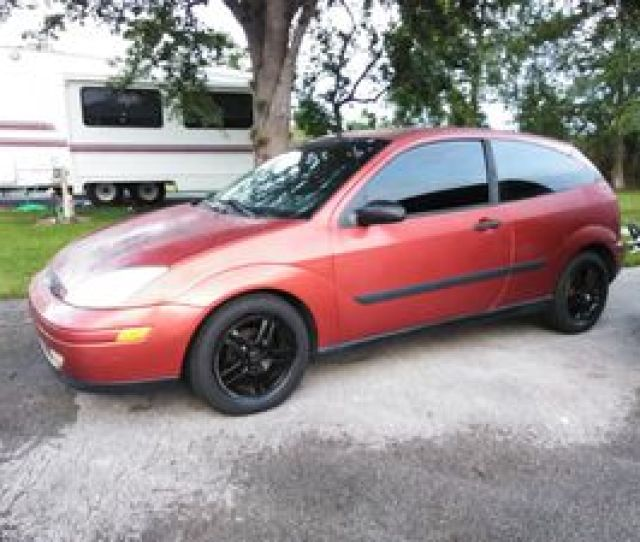 2001 Ford Focus Zx 3 84000 Miles For Sale In Palm Beach Gardens Fl