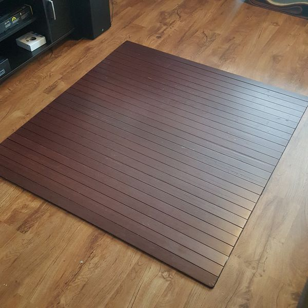 rolling chair mat for wood floors kids ghost roll up wooden floor office or home use sale in chicago