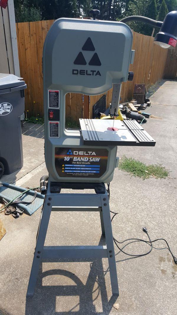 Delta 10 Band Saw Model 28 195 Parts