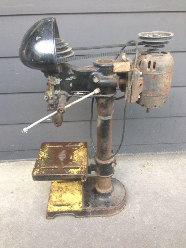 Vintage Delta Drill Press