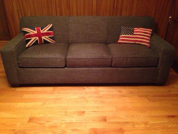 sofa sleeper san francisco under c table crate barrel cameron queen for sale in