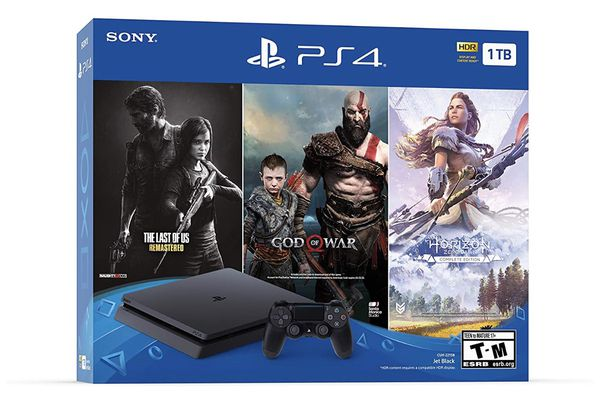 PlayStation 4 Slim 1TB Console - Only On PlayStation Bundle for Sale in Downey. CA - OfferUp