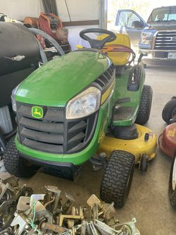 Used Tractors For Sale In Texas By Owner : tractors, texas, owner, Deere, Tractor, Worth,, OfferUp