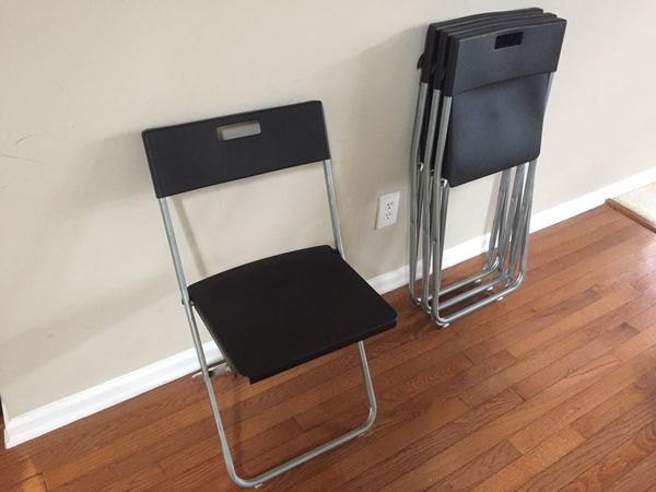 folding chair for less invacare shower chairs than 5 times use almost new sale in