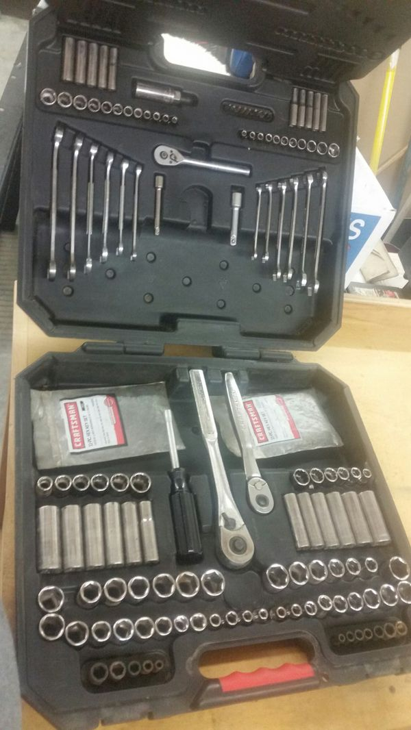 craftsman hand tools set