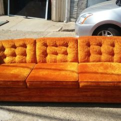 70s Sofa Value City Futon Sleeper Vintage For Sale In Vallejo Ca Offerup