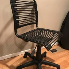Container Store Chair Leather Sleeper And A Half Adjustable Bungee Task From For Sale In Los