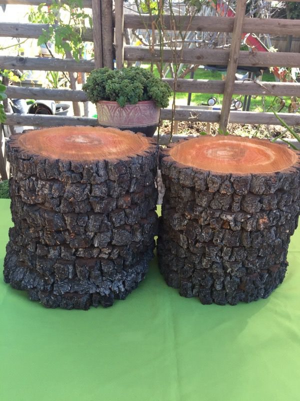Large Wood Slices For Sale