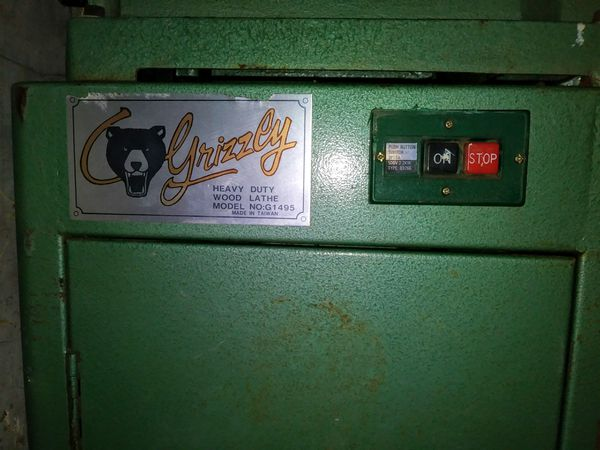 Grizzly G1495 Wood Lathe Review
