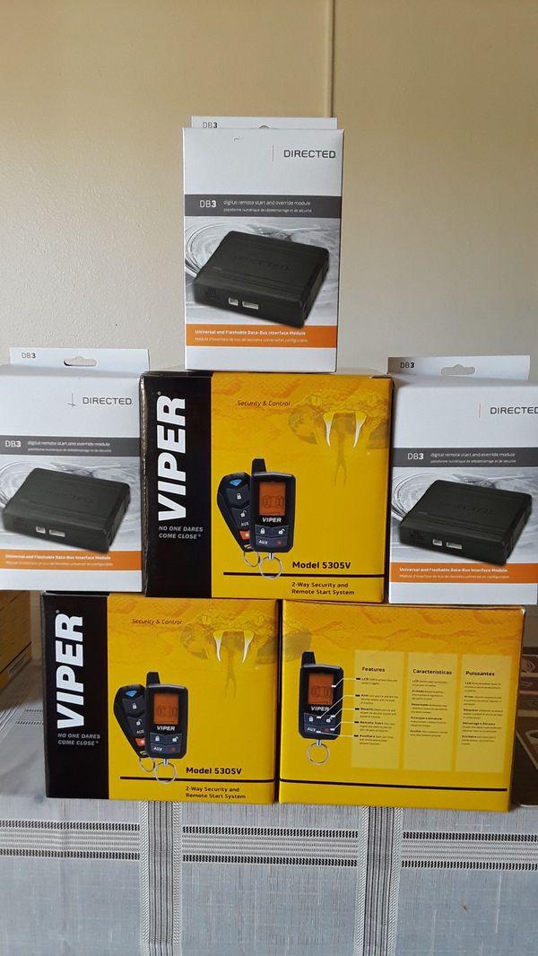viper 5305v car alarm ford f350 wiring diagrams remote start installed 335 audio equipment in glendale az offerup