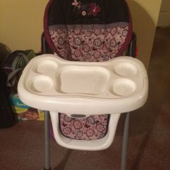 Baby Trend High Chair Recline Sofa And Covers Walmart Scarlett For Sale In Houston Tx Offerup