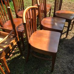 Wooden Restaurant Chairs Oakleigh Dining Table With 6 Argos 14 Business Equipment In Lawrenceville Ga Offerup
