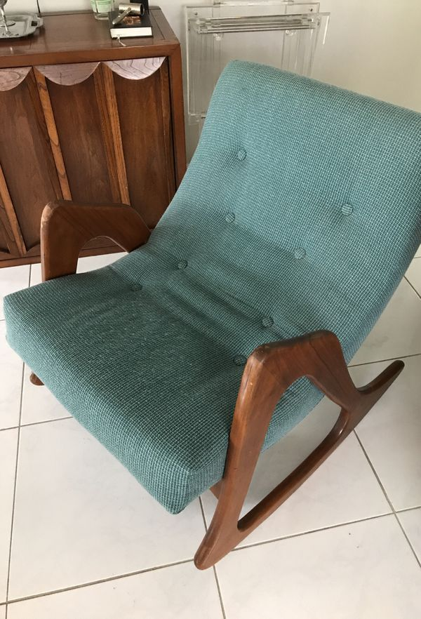 adrian pearsall rocking chair baby cover singapore midcentury for sale in oakland park fl offerup