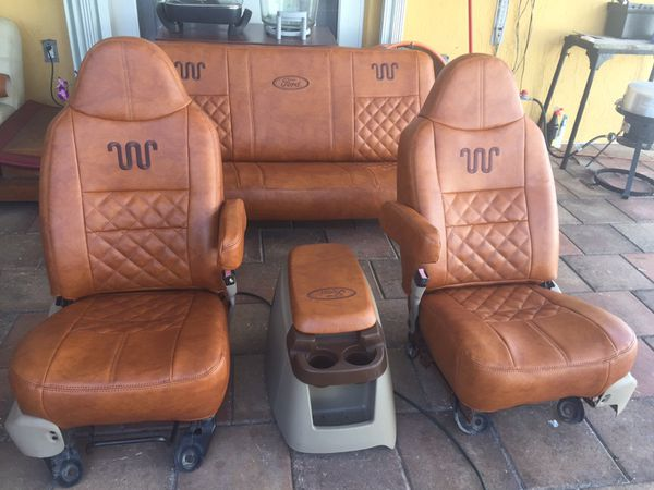 Ford F 250 F350 King Ranch Seats Asientos For Sale In
