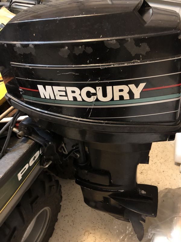20 Hp Mercury Outboard Wiring Diagram Along With 7 5 Hp Mercury