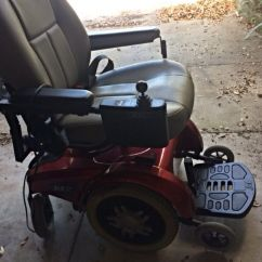 Power Chair For Sale Harith High Back Leather Executive Jet2 Excellent Condition In Saint Petersburg