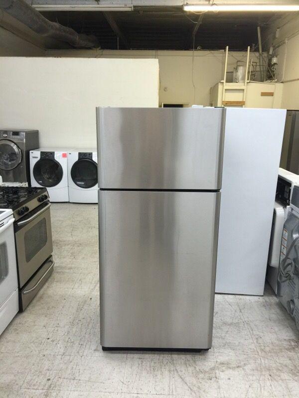Frigidaire Apartment Size Refrigerator 18 cu ft Stainless