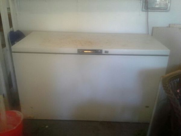 Old Chest Freezer For Sale