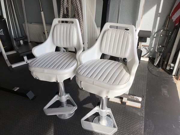 boat captains chair diy rocking kit chairs for sale in pembroke pines fl offerup