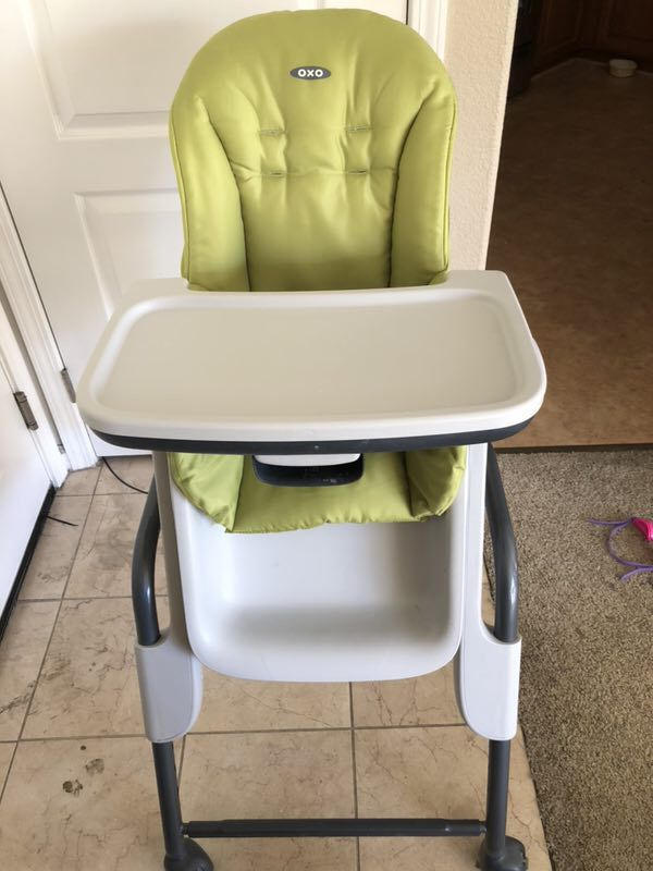 oxo high chair parson covers ikea baby kids in santa clara ca offerup