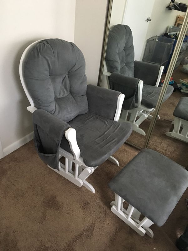 maternity rocking chair lowes pool chairs and ottoman for sale in laurel md offerup