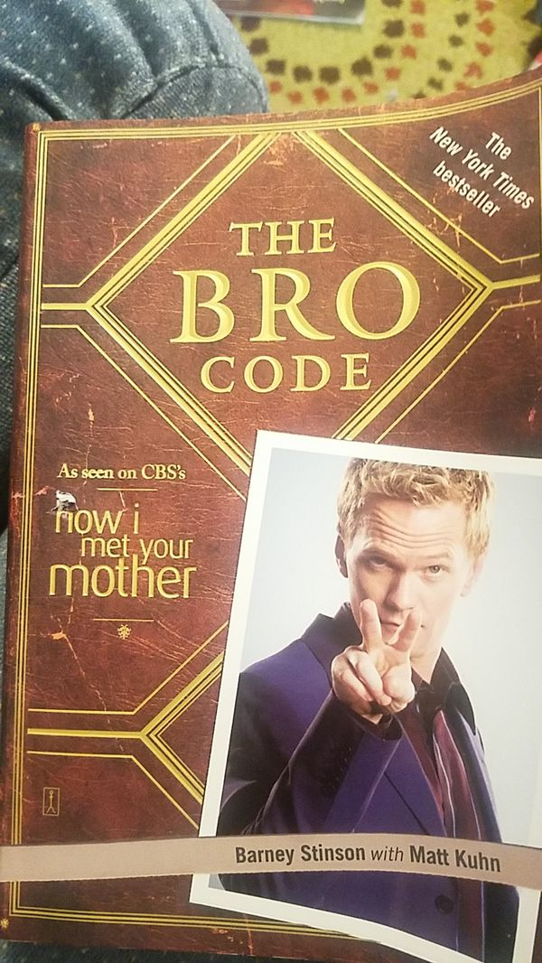 bro code for sale