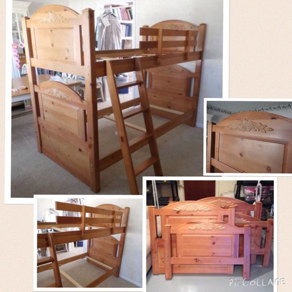 Broyhill Fontana Bunk Beds For Sale In Surprise Az Offerup