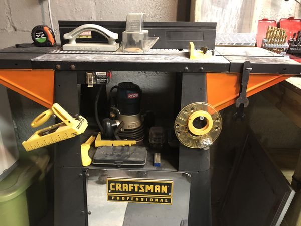 Rotozip Router Table