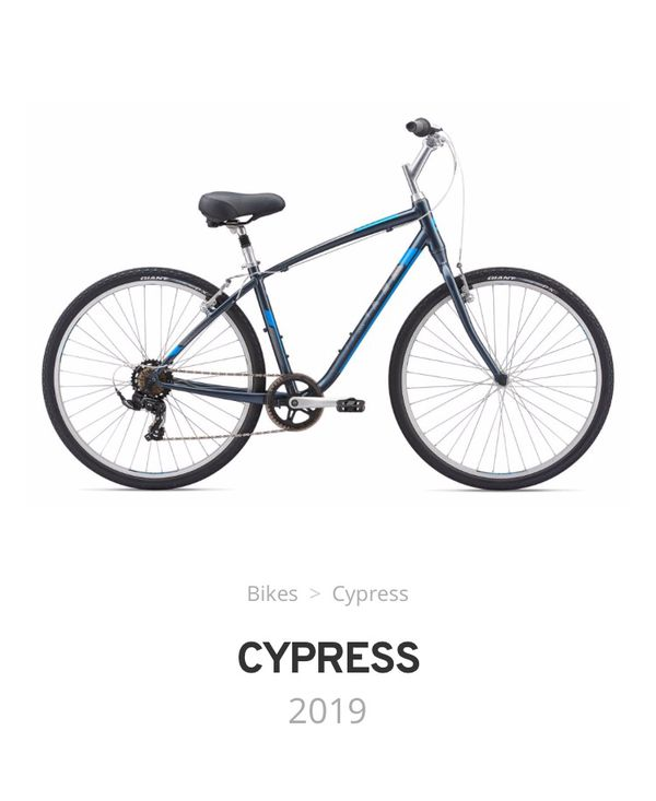 Brand new Giant Cypress comfort bike Size: XL Free