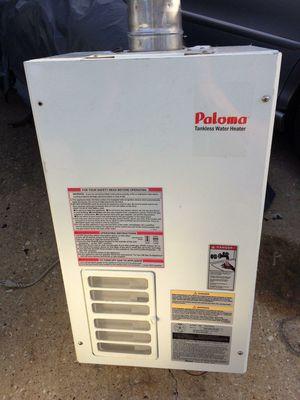 Paloma Tankless Water Heater : paloma, tankless, water, heater, Paloma, Tankless, Water, Heater