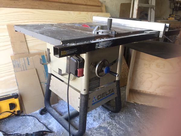 Delta 10 Inch Table Saw 36 725