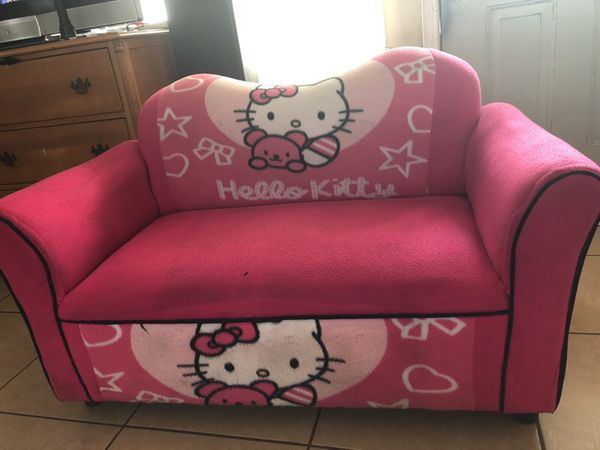 hello kitty couch for