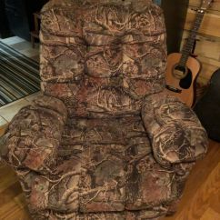 Camo Recliner Chair Reclining Wingback Covers For Sale In Bristol Va Offerup