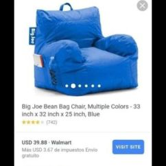 Big Joe Bean Bag Chair Multiple Colors 33 X 32 25 Assembled Dining Chairs Rocking For Sale In Metairie La Offerup