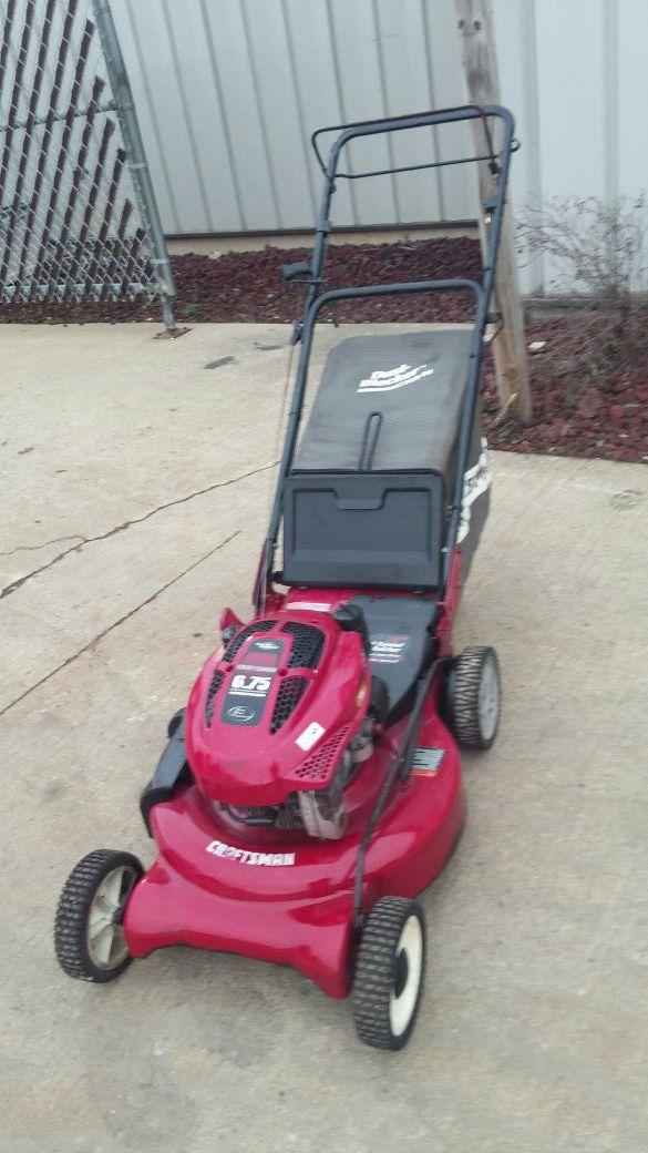 Craftsman 675 Lawn Mower Oil Change