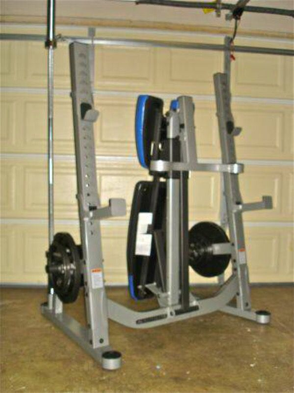 Nautilus Foldable Weight Bench With Preacher Curl For Sale
